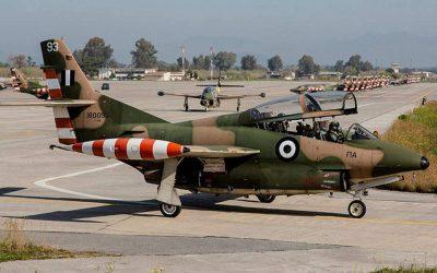 Νεκρός ο κυβερνήτης αεροσκάφους της Πολεμικής Αεροπορίας που κατέπεσε βόρεια της Σπάρτης