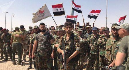 Νότια Συρία: Σφοδρές συγκρούσεις του συριακού καθεστώτος με το Ισλαμικό Κράτος