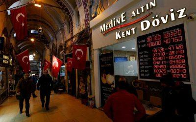 Bloomberg: Το ΔΝΤ πλησιάζει στην Τουρκία