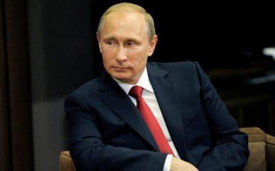 Παρά τις κυρώσεις η Ρωσία διατηρεί την ηγετική της θέση στην παγκόσμια ενεργειακή αγορά δηλώνει ο Πούτιν