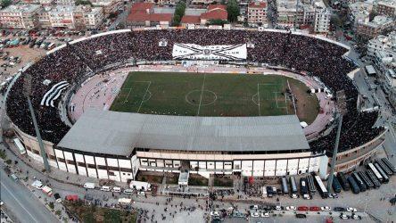 """""""Γλυκαίνουν"""" τον κόσμο του ΠΑΟΚ με γήπεδο για να καμφθούν οι αντιδράσεις για το Σκοπιανό"""