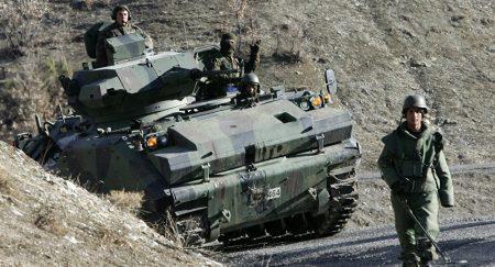Η Τουρκία κοντά στο να διεξάγει τον 1,5 πόλεμο από το δόγμα των 2,5