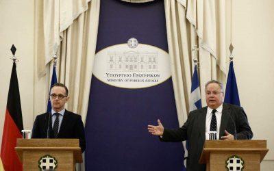 Κοτζιάς: Tέλη Ιανουαρίου στη Βουλή η συμφωνία των Πρεσπών
