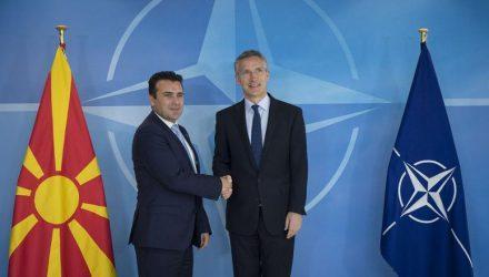 Γιώργος Φίλης: Ανεξαρτήτως Συμφωνίας, τα Σκόπια στο ΝΑΤΟ