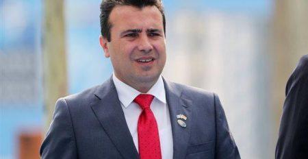 «Μακεδόνας» δηλώνει στην Ε.Ε και όχι «Βόρειομακεδόνας» ο Ζάεφ