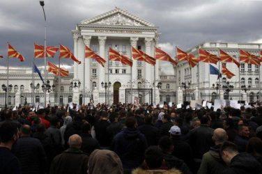 """Δύσκολα θα """"περάσει"""" η Συμφωνία των Πρεσπών στα Σκόπια – Μόνο 2,2% μπροστά το """"ΝΑΙ"""""""
