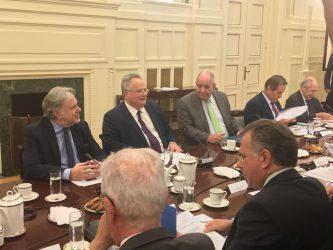 Εθνικό Συμβούλιο Εξωτερικής Πολιτικής-Αρνήθηκε ο Ν. Κοτζιάς να ενημερώσει για τα Εθνικά θέματα