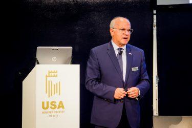 Ντ. Πλέσσας:Η αναβάθμιση των F-16 ανοίγει το δρόμο για μεταφορά εργασιών και τεχνογνωσίας στην Ελλάδα