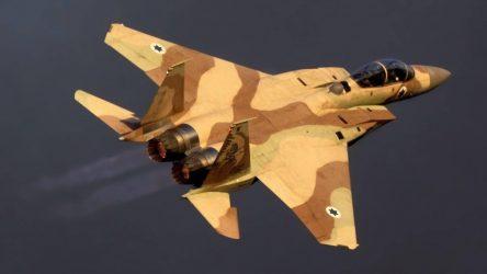 Eπίθεση κατά του διεθνούς αεροδρομίου της Δαμασκού από το Ισραήλ