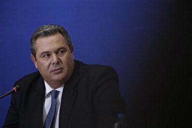 ΑΝΕΛ: Αν η συμφωνία των Πρεσπών φθάσει στη Βουλή, θα άρουμε την εμπιστοσύνη μας στην κυβέρνηση