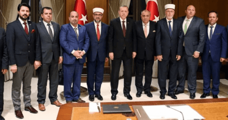 Όταν μιλάει η Τουρκία για Μουφτήδες εννοεί τους Ψευτομουφτήδες