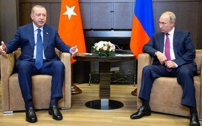 Συμφωνία Πούτιν – Ερντογάν για Αποστρατιωτικοποιημένη Ζώνη στην  επαρχία Ιντλίμπ