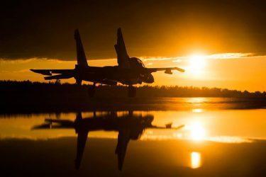 Συνεχίζουν τις κοινές εκπαιδεύσεις Ρώσοι και Ινδοί πιλότοι