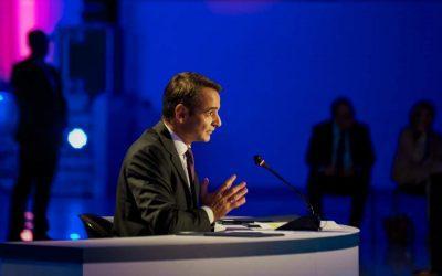 """Μια καλοστημένη συνέντευξη για να μην """"στριμωχτεί"""" ο Κ.Μητσοτάκης – Πως ο ίδιος στηρίζει την Συμφωνία των Πρεσπών"""