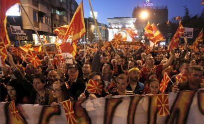 Αθηνά Σκουλαρίκη – Το Δημοψήφισμα στη ΠΓΔΜ δείχνει το διχασμό στο εσωτερικό των γειτόνων