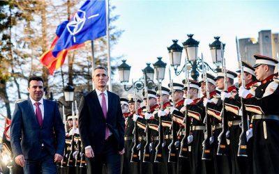Ξεκινούν οι ενταξιακές διαπραγματεύσεις ένταξης της ΠΓΔΜ στο ΝΑΤΟ