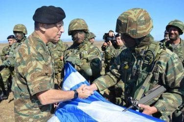 Παρουσία του Αρχηγού ΓΕΣ άσκηση Εθνοφυλάκων στον Έβρο(photo)
