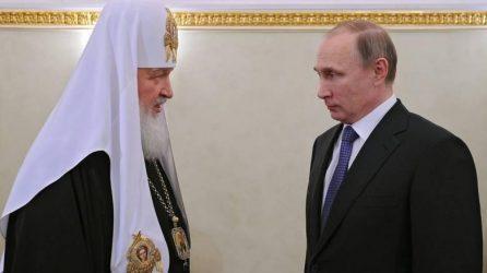 Μετά τον Πατριάρχη Ρωσίας και ο Πούτιν απειλεί Φανάρι και Βαρθολομαίο