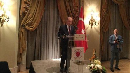 Η πρεσβεία της Τουρκίας στην Αθήνα γιόρτασε την 95η επέτειο της ανακήρυξης της Τουρκικής Δημοκρατίας