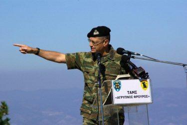 Η φωτογραφία που δημοσίευσε ο Αρχηγός ΓΕΣ από την άσκηση ΤΑΜΣ «ΒΗΣΣΑΡΙΩΝ
