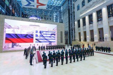 Εξηγήσεις ζήτησαν οι Ρώσοι από τον Πάνο Καμμένο για την έντονη παρουσία των ΗΠΑ στην Ελλάδα
