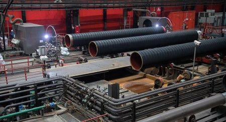 Gazprom: Απαραίτητοι για την Ευρώπη οι αγωγοί Nord Stream 2 και Turkish Stream