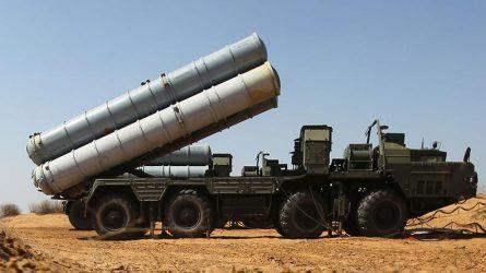 Βίντεο με την μεταφορά των S-300 στην Συρία