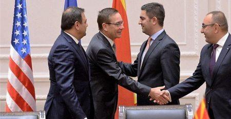 Tζες Μπέιλι (Πρέσβης των ΗΠΑ στα Σκόπια): Δεν ήμουν στη Βουλή την ώρα της ψηφοφορίας
