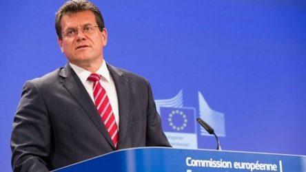 Μάρος Σέφκοβιτς: Η Ελλάδα μπορεί να γίνει ενεργειακός κόμβος
