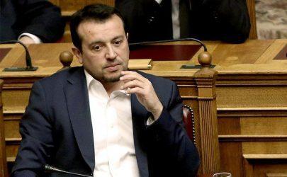 Νίκος Παππάς: Η Ελλάδα δεσμεύεται από τη συμφωνία των Πρεσπών