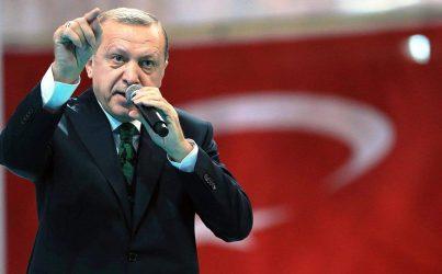 Τούρκος Πρόεδρος – «Σμύρνη, εσύ που ρίχνεις τους γκιαούρηδες στη θάλασσα»