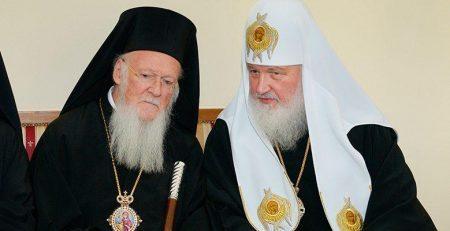 Η Ρωσική Εκκλησία διακόπτει κάθε δεσμό με το Οικουμενικό Πατριαρχείο