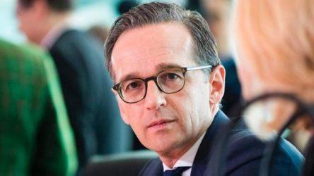 Ο Γερμανός υπουργός Εξωτερικών σε ΗΠΑ – Σκεφτείτε τις συνέπειες των αποφάσεών σας για τα πυρηνικά