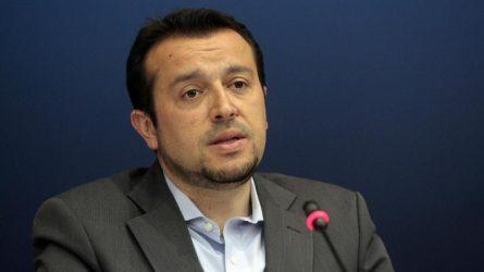 Ν. Παππάς: Δεν είναι καλή εικόνα οι διαφωνίες Καμμένου στο Μακεδονικό