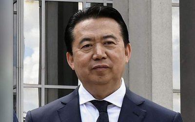 Παραιτήθηκε ο Μενγκ Χονγκγουέι από την προεδρία του οργανισμού