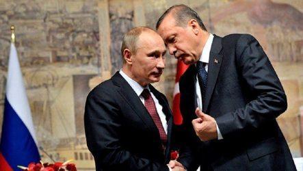 Επιστολή Πούτιν σε Ερντογάν για την Συρία