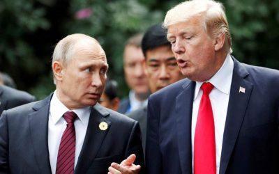 Κρεμλίνο: Δεν υπάρχει λόγος να μιλήσουμε για την εξομάλυνση των σχέσεων Ρωσίας-ΗΠΑ