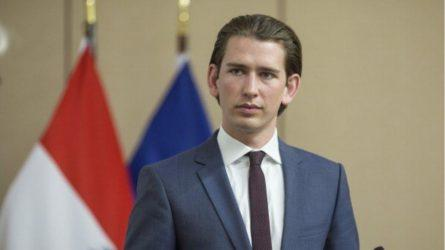 Κουρτς: Υπέρ της σταδιακής ελάττωσης των κυρώσεων κατά της Ρωσίας