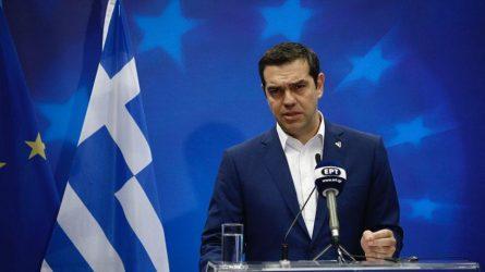 Τσίπρας για Συμφωνία Πρεσπών: Η Ελλάδα προωθεί τη συναίνεση και τη σταθερότητα