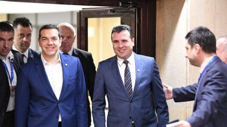 Ζάεφ: Η «Μακεδονία» δεν χρειάζεται εκλογές