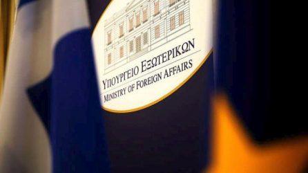 Σύγκληση Εθνικού Συμβουλίου Εξωτερικής Πολιτικής την Παρασκευή στο ΥΠΕΞ