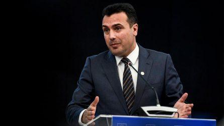 H «Συμμαχία για τους Αλβανούς» καθοδηγεί της δηλώσεις Ζάεφ