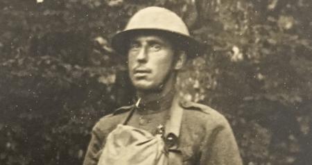 Η σχέση του Τζέφρι Πάιατ με τον Α΄ Παγκόσμιο Πόλεμο