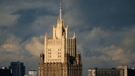Στο Ρωσικό υπουργείο Εξωτερικών ο πρέσβης της Αυστρίας