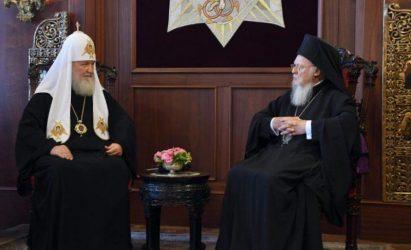 Συνεχίζει την πίεση στο Οικουμενικό Πατριαρχείο η Ρωσία