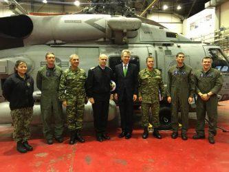 Όπου Τζέφρι Πάιατ και παραχώρηση αμυντικού υλικού – Θα ισχύσει το ίδιο για τα MH60R Sea Hawk;