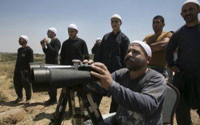 Συρία: Ο στρατός απελευθέρωσε Δρούζους ομήρους που είχαν απαγάγει τζιχαντιστές