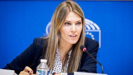 Εύα Καϊλή: Ο ευρωστρατός θα έδινε επιπρόσθετη προστασία στα κράτη-μέλη