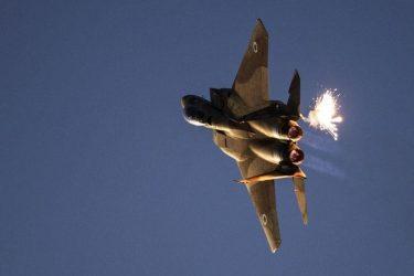 Ισραηλινά αεροσκάφη βομβάρδισαν τον τηλεοπτικό σταθμό της Χαμάς