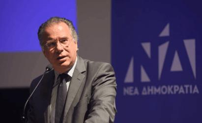 Αμήχανη η αντίδραση της Νέας Δημοκρατίας στο νομοσχέδιο East Med Act